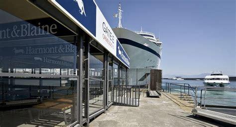 terminal porto napoli restyling porto di napoli pronti due nuovi gate e