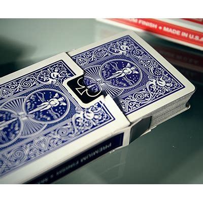Whispering Imps Workers Edition Cards Bonus Deck lefty deck blue by house of cards