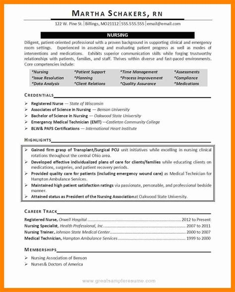 Career Profile Resume Exles by 9 Career Objective Resume Sections