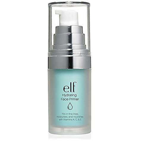 Makeup Primer Makeover e l f hydrating primer rank style