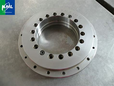 Bering Rotary yrt395 rotary table turntable bearing 395 525 65 42 5mm yrt395 bearing 395x525x65 kml