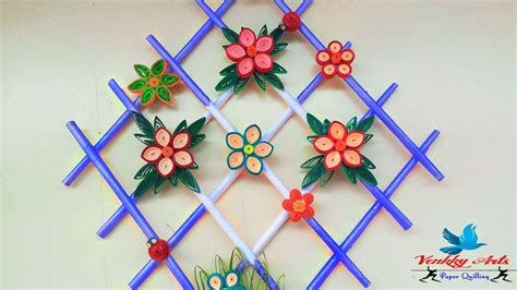 design art ideas projects design quilling wall art with diy paper hangers