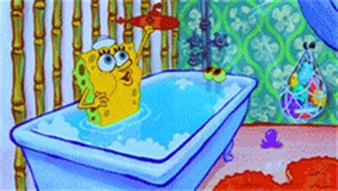 Squidward Bathtub by 14 Best Spongebob Gifs Smosh