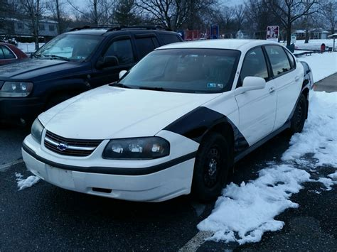 2004 impala package 2004 chevrolet impala 9c1 package for auction