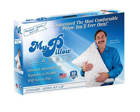 i my pillow king size my pillow premium classic king bed pillow