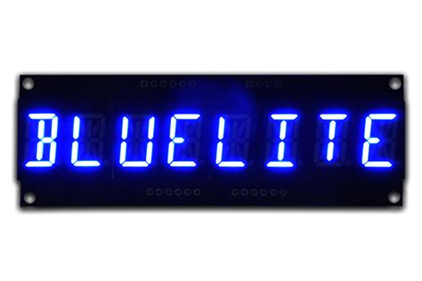 Monitor Led 14 Inch embedded adventures displays 8 digit 14 segment 0 56 inch alphanumeric display blue