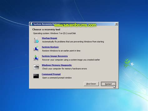 repair windows 7 bootloop error startup ahmad syafiq