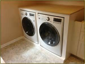 Washer And Dryer Cabinets by Full Size Stackable Washer And Dryer Home Design Ideas