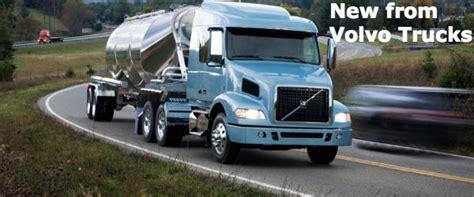 volvo trucks optimizes regional haul models  greater fuel efficiency  payload fleet news