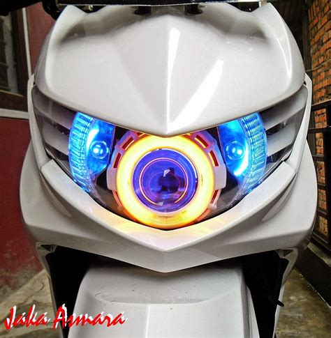 Lu Led Motor Rx King cara modifikasi lu mio soul gt automotivegarage org