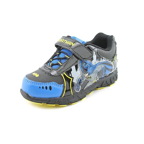 boy kid shoes batman toddler boys athletic shoe walmart