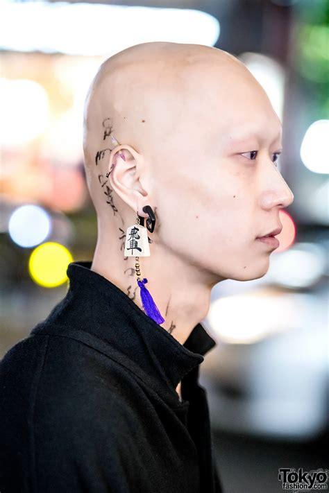 japanese model musician  yohji yamamoto comme des