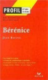profil dune oeuvre letranger 2218740729 profil d une oeuvre b 233 r 233 nice racine odile berthaut babelio