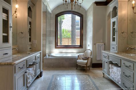 master bathroom fort bend lifestyles homes magazine old world wonder