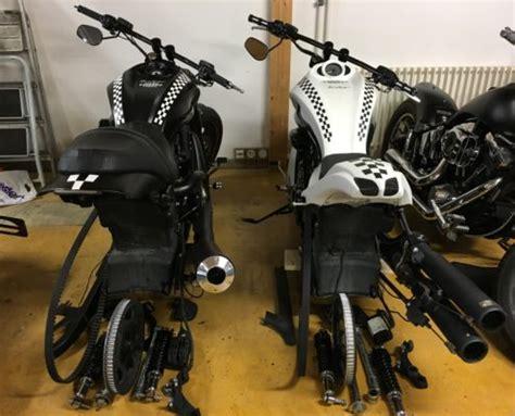 Motorrad Tuning Interlaken by Motorrad Umbau Tuning By Crazy Riders