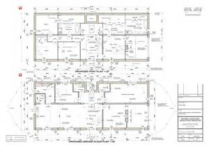 In Plan Exle Plans Of Recent Architectural Work