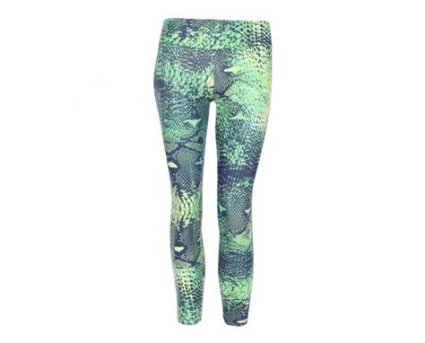 reptile pattern leggings 4 emerging brands for printed active leggings agent