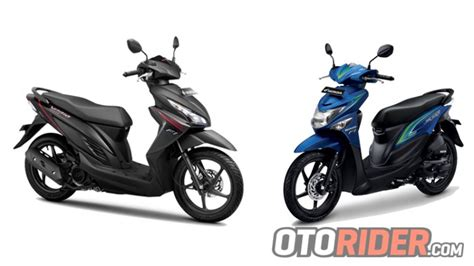 Honda Beat Dan Vario komparasi all new honda beat esp pop dan new honda vario