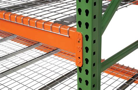 Teardrop Racking by Husky Rack And Wire Teardrop Pallet Rack Beams Sjf