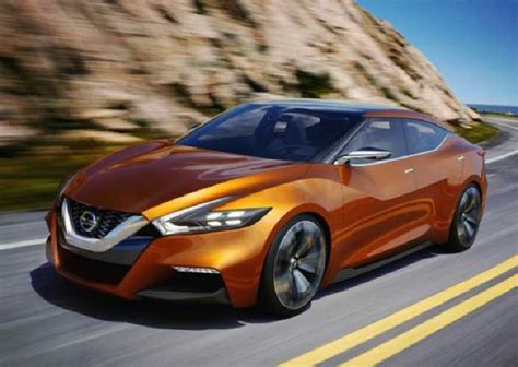 2017 nissan maxima redesign changes price release