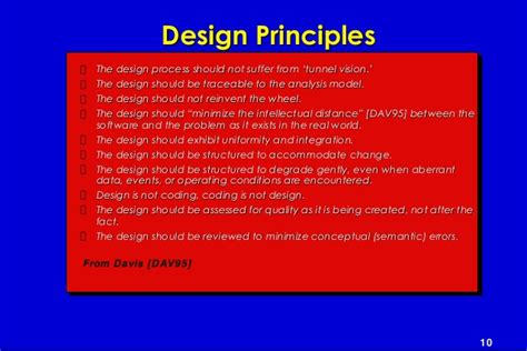 design concept and principles design concepts and principle