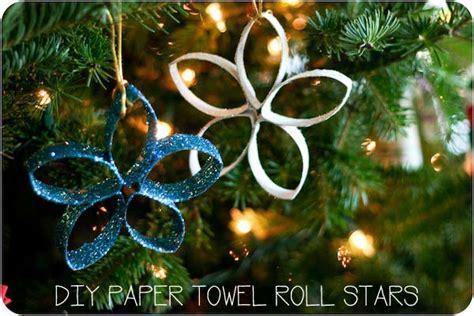 home made decorations for christmas 17 estrellas de navidad con tutoriales para hacerlas