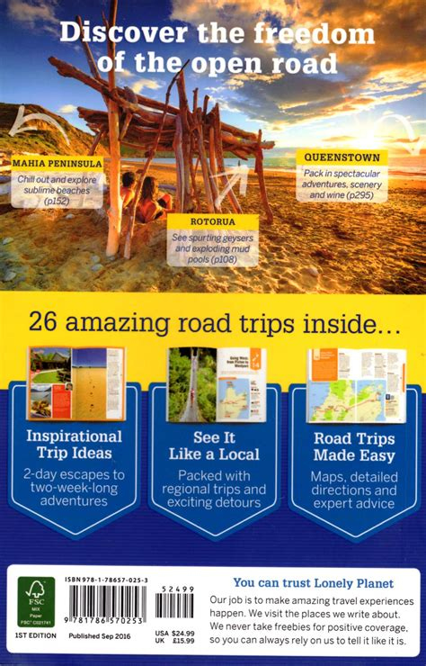 lonely planet best trips lonely planet new zealand s best trips 26 road trips