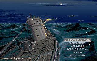 u boat simulator pc das boot german u boat simulation dj oldgames