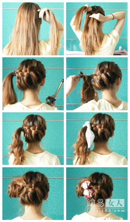 how to keep women hairstyle simple and neat neat hairstyle step by step all for mary redefining the