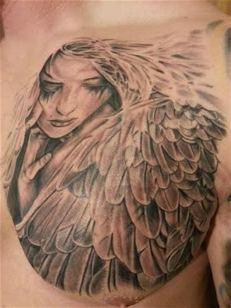 tattoo angel pinterest angel tattoo tattoos i do pinterest