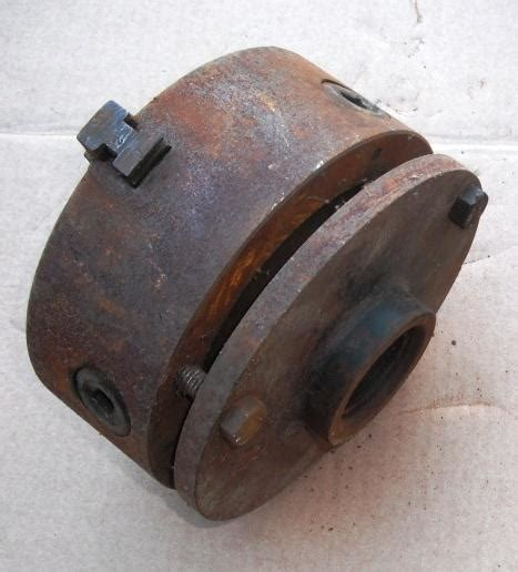 Large 3 Jaw Lathe Chuck For Sale In Hambledon Hampshire