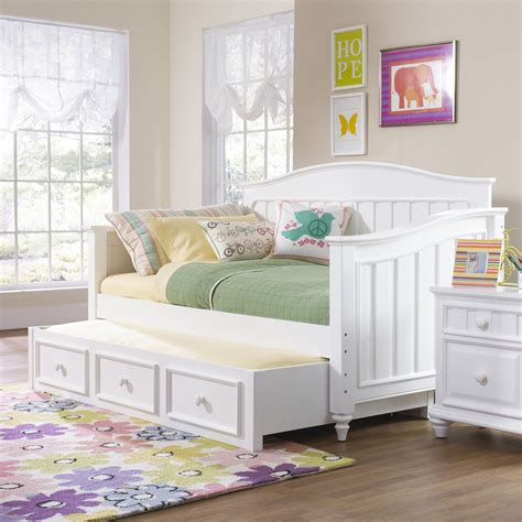 kids day beds summertime daybed white kids daybeds at hayneedle