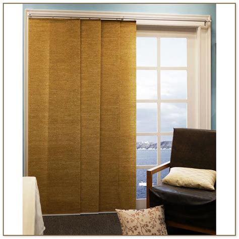 sliding door drapery sliding door curtain panels chicology 174 kansas rail