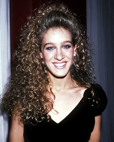 long hairstyles with volume poof on top sarah jessica parker s mega curls hairstyles that