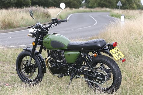 HERALD CLASSIC 250 (2015 on) Review   MCN
