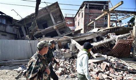 earthquake yangon myanmar earthquake four killed 190 ancient pagodas