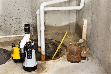 plumbing  sump pumps  septic systems doityourselfcom