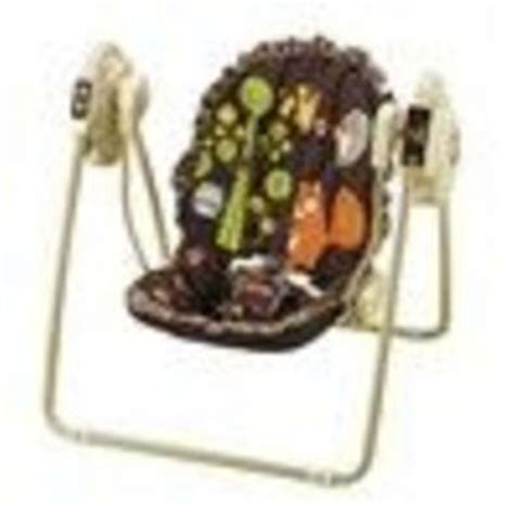 animal baby swing fisher price 2 in 1 cradle swing woodland animals t3747