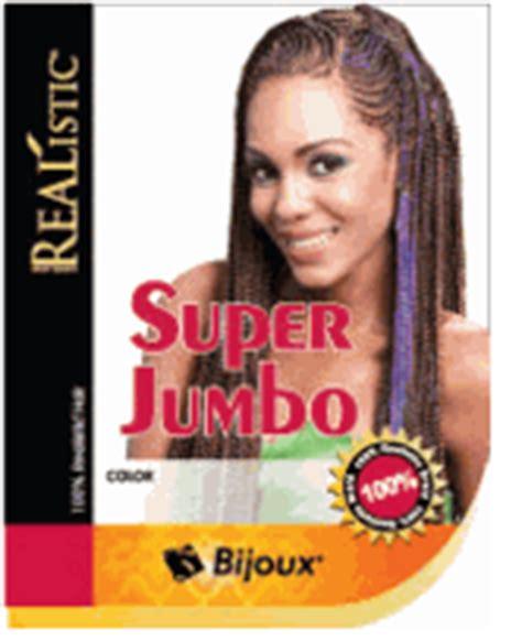 ican i dye bijoux realistic hair bijoux realistic synthetic braiding hair super jumbo braid