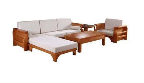 Sofa Set Made Of Wood by Wooden Sofa Set व डन स फ स ट View Specifications