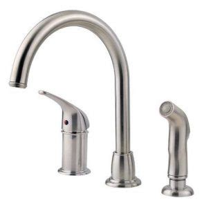 Pfister Kitchen Faucet Reviews Best Danze Kitchen Faucet Pfister Classic 3 Reviews