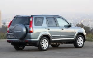 2007 Honda Cr V Recalls 2007 Honda Cr V Reviews And Rating Motor Trend