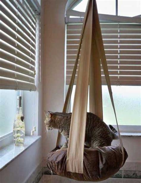 hanging cat bed 33 modern cat and dog beds creative pet furniture design ideas