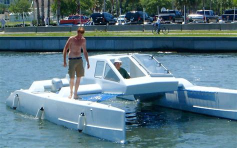 living on a boat with cat kurt hughes multihull design catamarans and trimarans