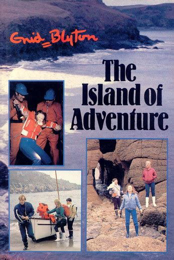 island  adventure film  enid blyton