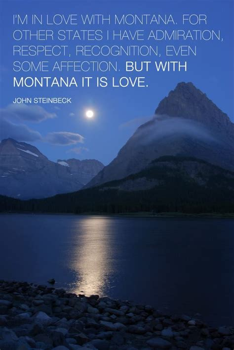 Steinbeck Montana Quote steinbeck quote on montana beloved montana