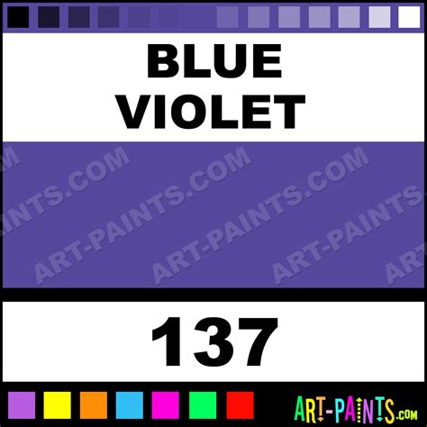 blue violet polychromos pastel paints 137 blue violet paint blue violet color faber