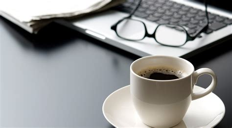 US ? New survey: 89% of office workers say a good cup of coffee can make entire workday better