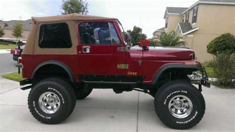 amc jeep cj7 1985 amc jeep cj7 an
