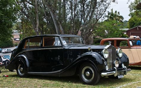 roll royce car 1950 1950 rolls royce silver wraith black fvr shot